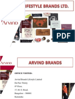 Buying Arvind