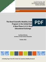 Brazil Scientific Mobility Undergraduate Program Briefing Paper 2012 (1)