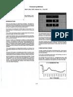 Forecasting Methods - Mark Little
