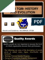 Unit i Awardstqm