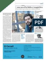 Entrevista a David Gálvez