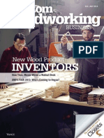Custom Woodworking Business - July 2013