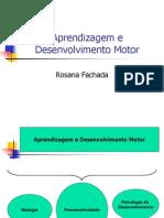 Aprendizagem e Desenvolvimento Motor (1)