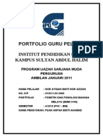 Portfolio Guru Pelatih 2011 3