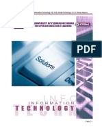 PDF Information Technology