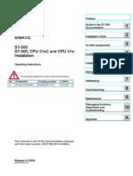 S7-300 IHB Installation e