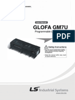 GLOFA-GM7U Manual Eng