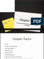 Chapter 1 Overview of OOP