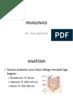 Presentation Invaginasiii Bedah