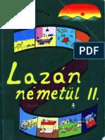 Lazan Nemetul 2. Nyelvkonyv Kozephaladoknak - Budapest - Studium BT 2005