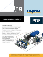 4 CO2 Recovery Plant Distilleries