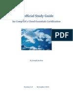 Cloud Essentials Study Guide