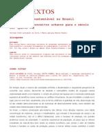 O urbanismo sustentável no Brasil a revisão de conceitos urbanos para o século XXI (parte 02)