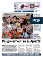 Today's Libre 03202014