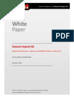 ESG Lab Preliminary Review Xiotech Hybrid ISE Jan 2011