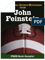 Sensational Sports Mysteries         By John Feinstein