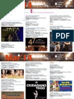Agenda Cultural MAR Del 19 Al 25 LPA