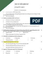 HRC_200 câu hỏi trắc nghiệm
