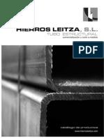 Catalogo Tubo Estructural Leitza