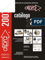 Catalogo Partes Autos
