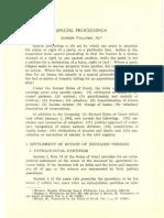 Alfredo Villavert, Jr. - Special Proceedings