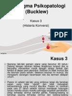 Paradigma Psikopatologi (Bucklew).ppt