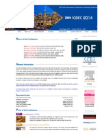 ICBEC 2014
