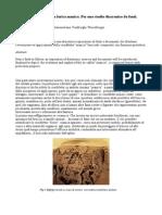 genesi ed uso della lorica Manica