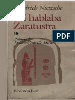 117021914 Asi Hablo Zaratustra