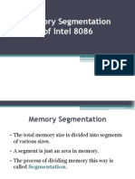 Memory Segmentation of Intel 8086.pps
