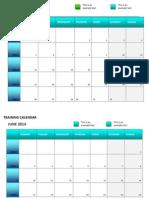 fy 2014 calendars powerpoint