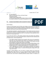 Deadlline for 2030 Energy-Climate PAckage Moves to October 2014 - Industrial Groups Reactions