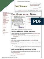 Case Study Internet Bubble - Aux Mailles Godefroy