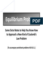 Physics Ch 20 Equi Prob Notes