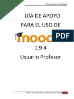 1.9.4 Usuario Profesor