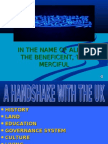 Handshake With UK