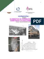 HORMIGON I-Tema 5 Elementos de Hormigón Armado Sometidos a Flexo-Compresión.