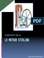 Presentation Moteur Stirling
