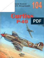 (Wydawnictwo Militaria No.104) Curtiss P-40