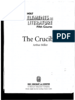 A. Miller the Crucible Act 1 and Intro