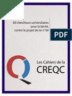 Cahier CREQC no. 2