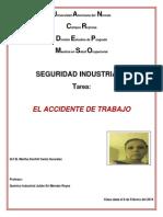 Disertacion de Accidente de Trabajo