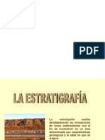 Geologia Estratigrafia Con Compatibilidad
