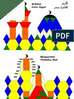 pattern blocks - masjids
