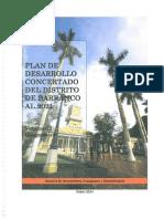 PDC Barranco 2021 - Elevado El 20 Febrero 2014