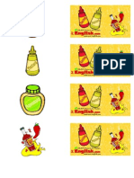Condiments Cards (1)