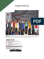 Artikel Pilihan Media Indonesia Minggu 16.3.2014