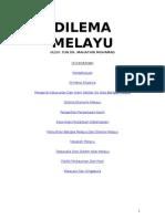 Mahathir Mohamad - Dilema Melayu