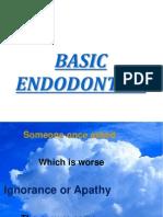 Endontics