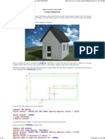 Free AutoCAD Tutorials _ 3D BUILDING Exercise in AutoCAD 2010